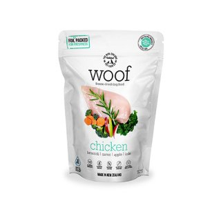 WOOF ワフ チキン