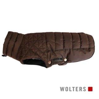 キルトサーモジャケットボストン サイズ20cm ブラウン