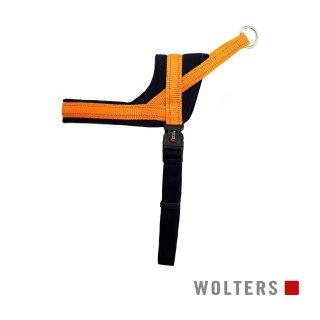 ハーネス ソフト&セーフ サイズ45〜55cm オレンジ
