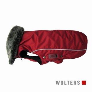 ウィンタージャケット アムンゼン 短頭種用 34cm レッド