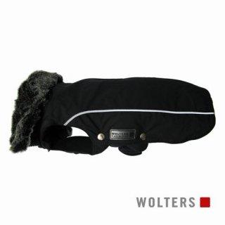 ウィンタージャケット アムンゼン 短頭種用 34cm ブラック