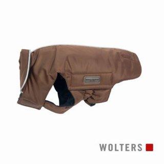 アウトドアジャケット ジャック 短頭種用 32cm ブラウン