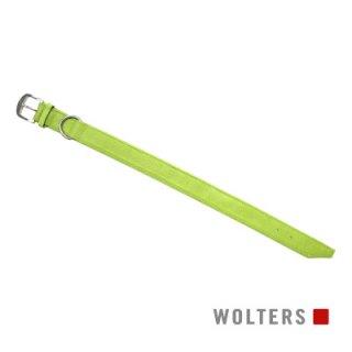 レザーカラー テラビータ フラット型 35cm×20mm グリーン