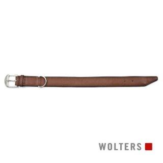 レザーカラー テラビータ フラット型 35cm×20mm ココナッツ/チェストナッツ