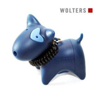 ピコベーロ エチケット袋ホルダー LEDライト付 ダークブルー/ライトブルー