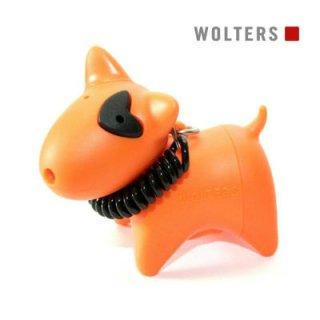 ピコベーロ エチケット袋ホルダー LEDライト付 オレンジ/ブラック