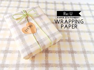【WRAPPING PAPER】ファブリック