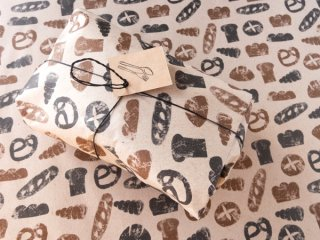 【WRAPPING PAPER】Bread