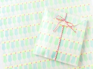 【WRAPPING PAPER】クリームソーダ