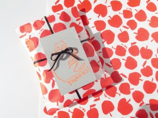 【WRAPPING PAPER】】ringo