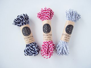 cotton twine〈1.5mm/10m〉