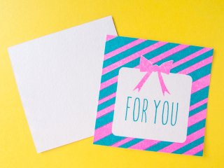 【MESSAGE CARD】FOR YOU