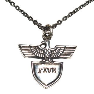 FIVE POINTZ 「5-oh PENDANT」 ネックレス ■SILVER