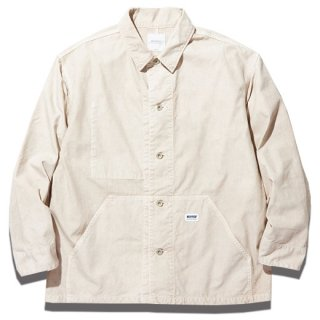 <img class='new_mark_img1' src='https://img.shop-pro.jp/img/new/icons41.gif' style='border:none;display:inline;margin:0px;padding:0px;width:auto;' />RADIALL  DOWN HILL - ENGINEER JACKET WHITE