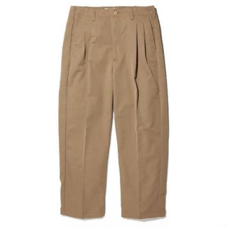 <img class='new_mark_img1' src='https://img.shop-pro.jp/img/new/icons41.gif' style='border:none;display:inline;margin:0px;padding:0px;width:auto;' />RADIALL RUM - WIDE FIT TROUSERS BEIGE
