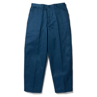 RADIALL CVS WORK PANTS - STRAIGHT FIT NVY