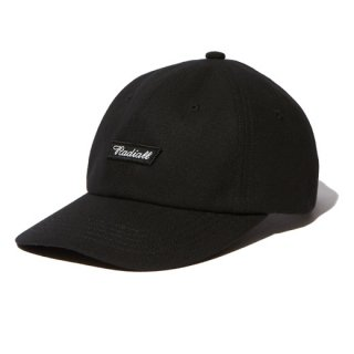 RADIALL FLAGS - BASEBALL LOW CAP BLK