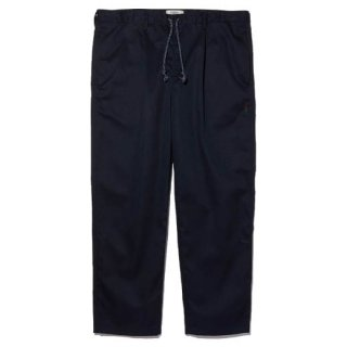 RADIALL × POSSESSED SHOE.CO CONQUISTA - WIDE FIT EASY PANTS NVY