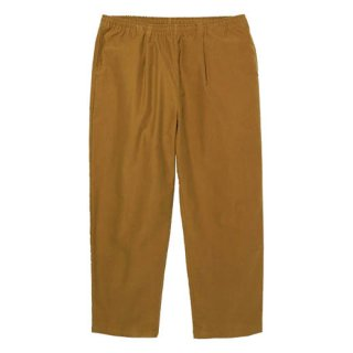 RADIALL   MUSCLE SHOALS - STRAIGHT FIT EASY PANTS  CAMEL