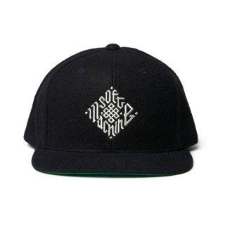 SOFTMACHINE TRIBUS CAP (WOOL CAP) BLK