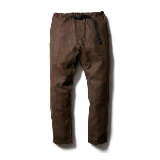 SOFTMACHINE BIVOUAC WOOL PANTS (WOOL CLIMBING PANTS) BRN