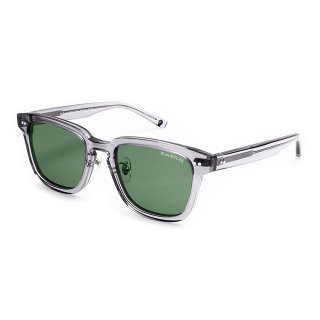 BLACK FLYS 「CLUBMAN」 CLEAR GREY/GREEN