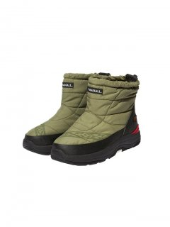 RADIALL × SUICOKE LAPAZ - BOWER PADDED BOOTS OLV