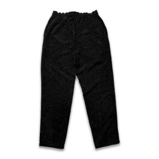 HARDEE N.C.R CORDUROY PANTS BLACK