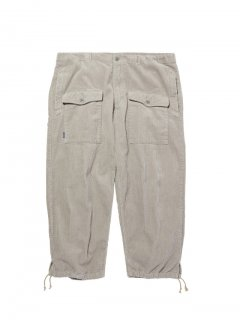 RADIALL  TARIKA - WIDE FIT CARGO PANTS GRY