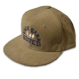 HARDEE CORDUROY CAP BEIGE