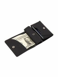 RADIALL   PACHUCO - FOLDED WALLET  BLK