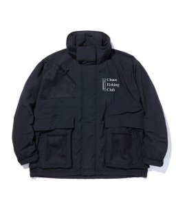<img class='new_mark_img1' src='https://img.shop-pro.jp/img/new/icons14.gif' style='border:none;display:inline;margin:0px;padding:0px;width:auto;' />RADIALL GAMBLING HOURS  WINDBREAKER JACKET (BLACK)