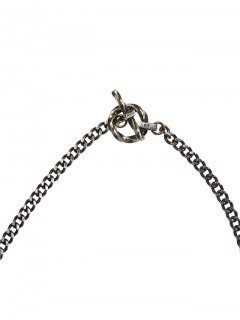 RADIALL MONTE CALRO - NECKLACE SILVER