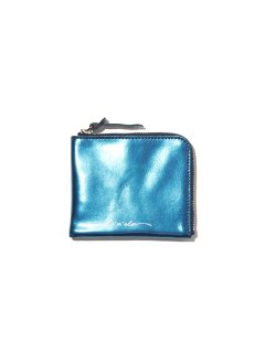 RADIALL  wallet Blue sikaku
