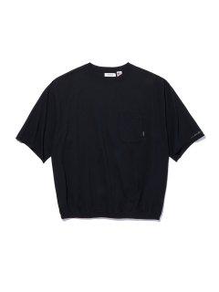 FLEETLINE - CREW NECK T-SHIRT S/S  BLACK