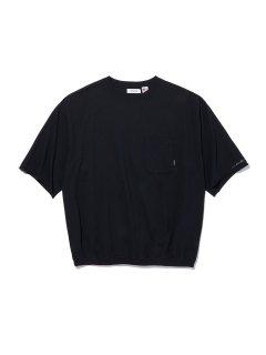 FLEETLINE - CREW NECK T-SHIRT S/S  BLACK