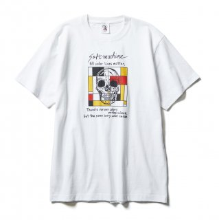 <img class='new_mark_img1' src='https://img.shop-pro.jp/img/new/icons14.gif' style='border:none;display:inline;margin:0px;padding:0px;width:auto;' />SOFTMACHINE  COLORS S/S SHIRTS WHT