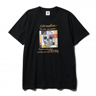 <img class='new_mark_img1' src='https://img.shop-pro.jp/img/new/icons14.gif' style='border:none;display:inline;margin:0px;padding:0px;width:auto;' />SOFTMACHINE  COLORS S/S SHIRTS BLK