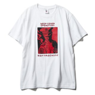 <img class='new_mark_img1' src='https://img.shop-pro.jp/img/new/icons14.gif' style='border:none;display:inline;margin:0px;padding:0px;width:auto;' />SOFTMACHINE  DEEP COVER S/S SHIRTS WHT