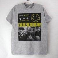 (M) ニルヴァーナ cassette Tシャツ(新品)【メール便可】
