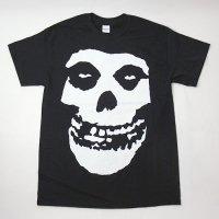 (M) ミスフィッツ Skull Logo Tシャツ(新品)【メール便可】