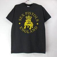 (M) セックスピストルズ Bulldog Tシャツ(新品)