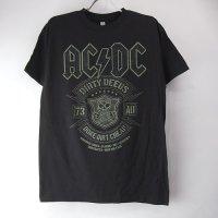 (M)AC/DC D4C Tシャツ(新品) 【メール便可】