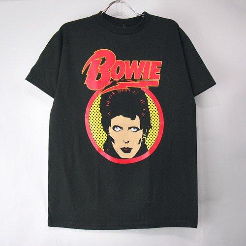 (M)デヴィッドボウイ   #2 Tシャツ(新品) 【メール便可】