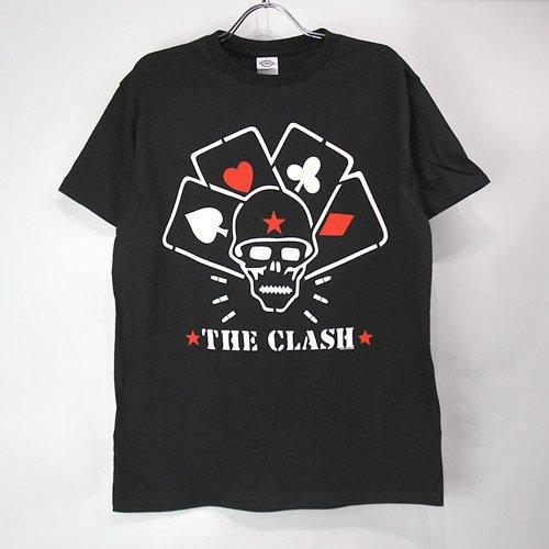 (M) クラッシュ Tシャツ(新品) 【メール便可】
