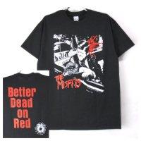 (M) ミスフィッツ Bullet Tシャツ(新品) 【メール便可】