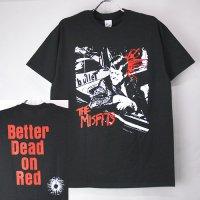 (L) ミスフィッツ Bullet Tシャツ(新品)【メール便可】