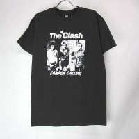 (L) クラッシュ LONDONCALLING Tシャツ (新品) 【メール便可】