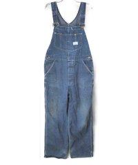 sears シアーズ Tradewear デニム オーバーオール(実寸W36L29) 古着