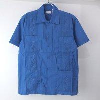 (RBL/M)  Chic Elegant  キューバシャツ(新品)【メール便可】